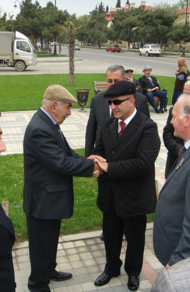 У памятника Нариманову (23)