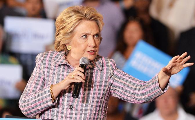 Кандидат в президенты США Хиллари Клинтон (Фото: ZUMA/ ТАСС)