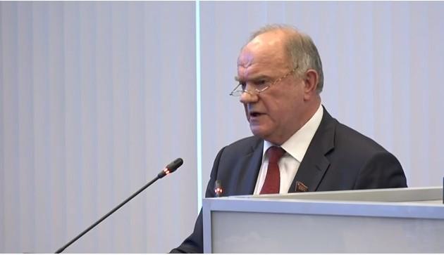 Новости КПРФ. Г.А. Зюганов обратился к Президенту Татарстана по вопросам расселения аварийного жилья
