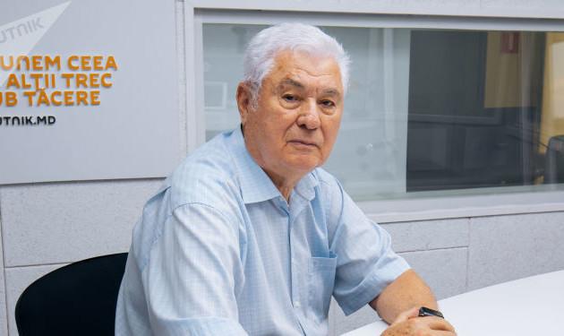 Новости ПКРМ. Владимир Воронин: объясню, почему Молдова в состоянии государственного коллапса
