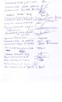 4 подписи