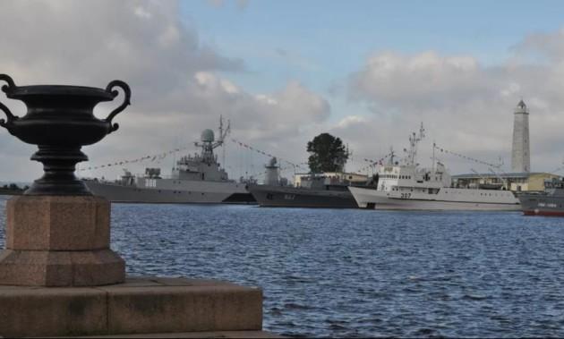 Новости КПРФ. Поздравление Г.А. Зюганова со 100-летием Ленинградской Военно-Морской базы