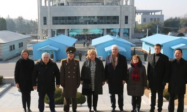 Новости КПРФ. К.К. Тайсаев: «Встречи с северокорейскими коллегами показали, что в КНДР рассчитывают на более активное участие России в урегулировании кризиса вокруг Корейского полуострова»