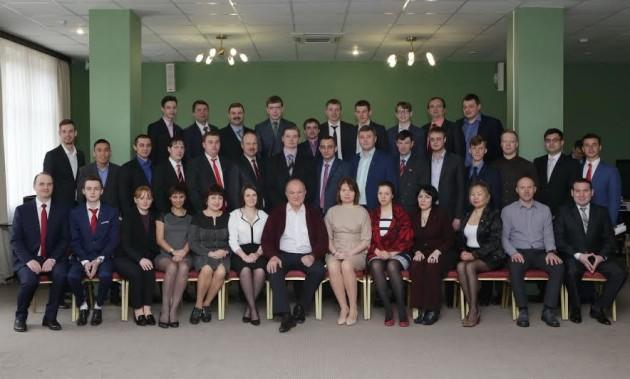 Новости КПРФ. Геннадий Зюганов посетил Центр политической учебы ЦК КПРФ