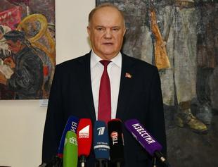 Новости КПРФ. Г.А. Зюганов: Бюджет не решает проблему развития
