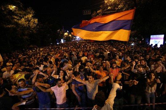 Информация Центрального комитета Коммунистической партии Армении