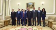 К.К. Тайсаев: «КПРФ и ТПК делают всё, чтобы народы России и Кореи жили в мире и дружбе»