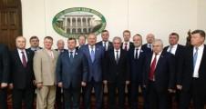 Новости КПРФ. К.К. Тайсаев принимает участие в работе группы международных наблюдателей на выборах в Народное Собрание Республики Абхазия