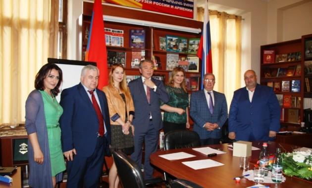 Новости СКП-КПСС. Начался визит делегации КПРФ и СКП-КПСС в Армению