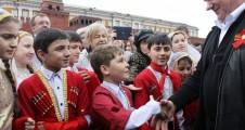 Новости КПРФ. К.К. Тайсаев: Прием в Ленинскую Пионерию  на Красной Площади – добрая традиция нашей партии