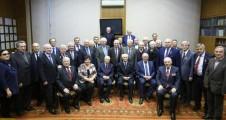 Комсомол собирает друзей. К.К. Тайсаев и И.Н. Макаров приняли участие в торжественном заседании Международного оргкомитета «Комсомолу -100»