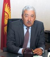 Масалиев Исхак Абсаматович Председатель ЦК партии коммунистов Кыргызстана