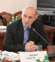 Темур Иосифович Пипия  Председатель Единой Коммунистической Партии Грузии