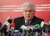 Воронин Владимир Николаевич Председатель Партии Коммунистов Республики Молдова
