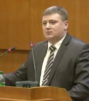 Хоржан Олег Олегович Председатель Приднестровской Коммунистической партии